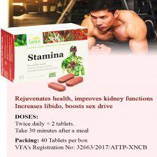 Viên uống LANUI® STAMINA Giúp Tăng Cường Sinh Lực Nam