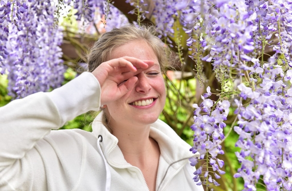 Dị ứng phấn hoa là một trong những căn bệnh khó chịu nhất vào mùa xuân