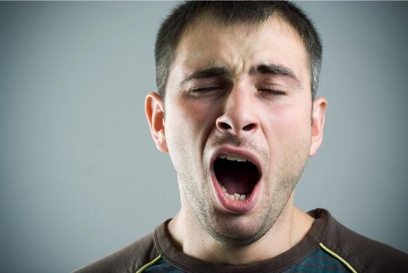 Ngáp giúp điều hòa hoạt động của hệ thần kinh