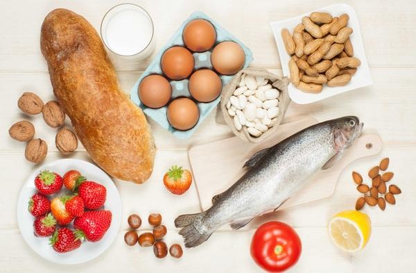 Những loại thực phẩm có nhiều khả năng gây dị ứng