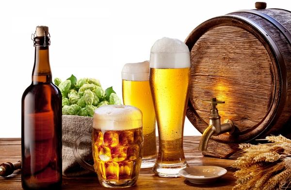 Uống nhiều bia rượu gây các bệnh lý về gan